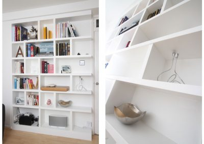 Alcove Shelving Units Dublin