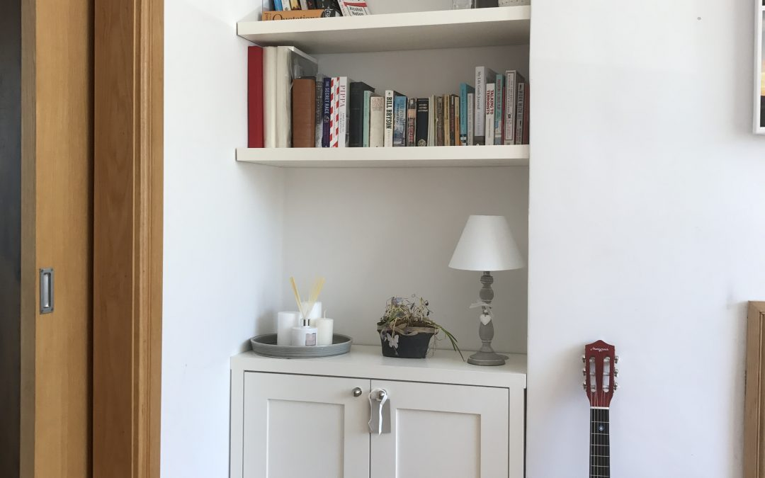 The Best Alcove Shelving Units In Dublin